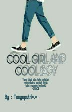 COOL GIRL AND COOL BOY  by Syaaptri