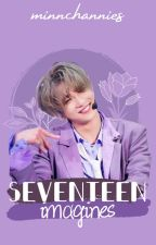 SEVENTEEN imagines by knowoojin