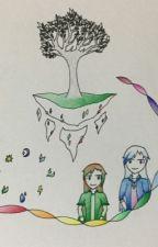 Myscrits: Os Elementos de Gaia by -PudimDeLeite-