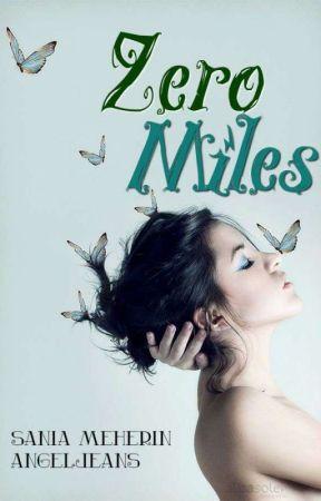 zero miles ; poems by angeljeans