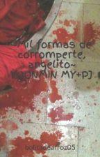 ~Mil formas de corromperte, angelito~ YOONMIN MY+PJ by bolitadearroz05