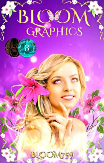 Bloom Graphics || Graphics Portfolio {Request Open}