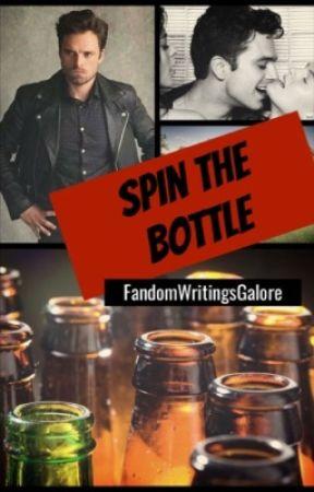 Spin the Bottle (Sebastian Stan x Reader) by Deangirl1992