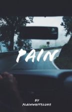 pain - a.i by plainwhiteluke