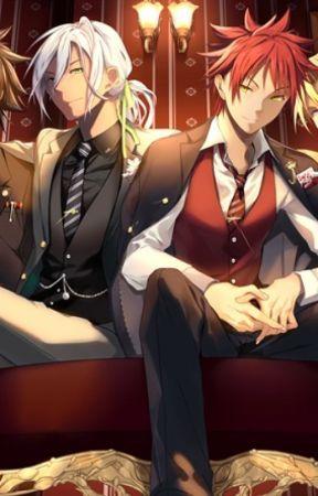Shokugeki No Soma x Uke!Male Reader Boyfriend Scenarios
