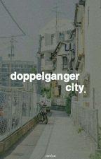 [hiatus] doppelganger city ; got7! by treesxil