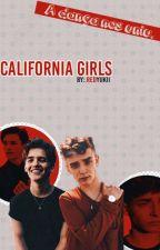 California Girls - Noah Urrea and Josh Beauchamp . by RedYukii