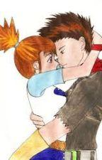 Un tio sucio.-Ryo y Rika(Digimon Tamers) by Danirojas234