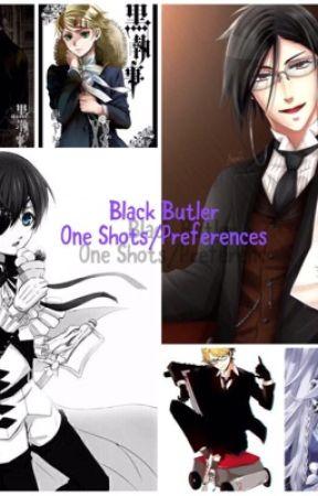 Black Butler One Shots/Preferences - {Last Dance} Ciel X