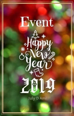 Event Happy New Year 2019