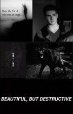 Werewolf Blood// Theo Raeken by AngelinaMoreno0