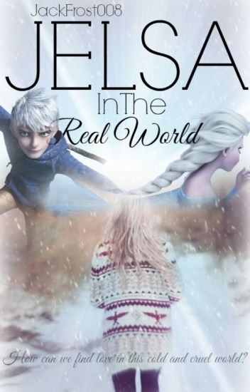 ❆Jelsa in the Real World