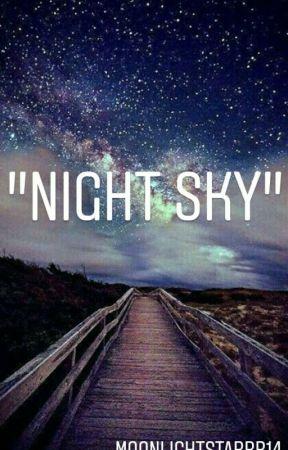 Night Sky by MoonLightStarrr14