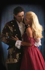 Lady Cathenerine & Sir Saidrick#wattys2014 by cecevc