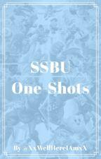 ♡ SSBU One-Shots ♡ by XxWellHereIAmxX