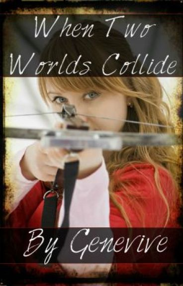 When Two Worlds Collide (A Medieval Romance/Adventure) by Genevive