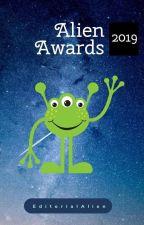 Alien Awards 2019 | Concurso de historias by EditorialAlien