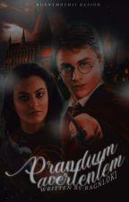 PRANDIUM AVERTENTEM, harry potter by ragnxloki