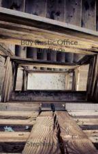 Buy Rustic Office Furniture by StephenAcosta