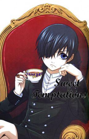 Sweet Temptations (Sebaciel) (Kuroshitsuji) by cutekawaiiciel