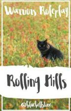 ' ROLLING HILLS ' ; warriors roleplay  by bluebellshine_