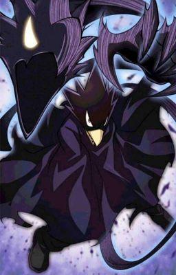 Tokoyami x reader x dark shadow (oneshot) - Nugget