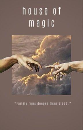 House Of Magic ↠ Twilight Saga by theclockworkghost