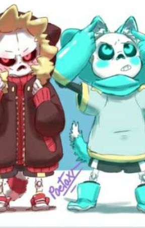 Bitty AU sans x reader oneshot [REQUEST OPEN] - Bitty