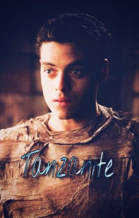 Tanzanite by Silent-Dove