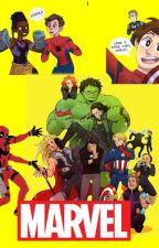 marvel (avengers)  cosas al azar by adalia235