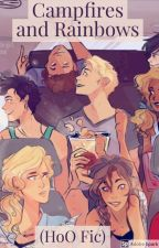 //Campfires and Rainbows// HoO AU by CoryComit