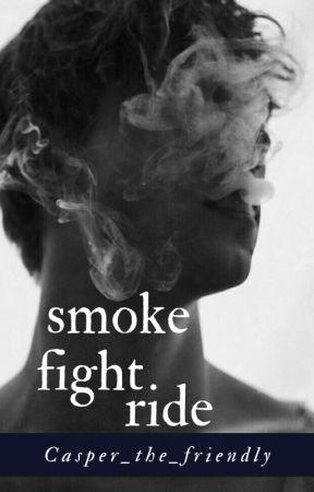 Smoke Fight Ride by Casper_the_friendly