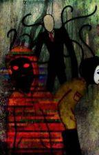 Slender man by JackZ12