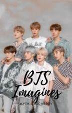 BTS IMAGINE   BTS X READER♡ by MysticAngelcherry55