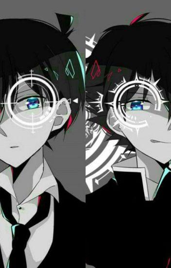 呪われた愛 (Kaitou KID/ Kaito Kuroba X OC X Conan Edogawa
