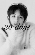 30 days « winwin by d0youngkim