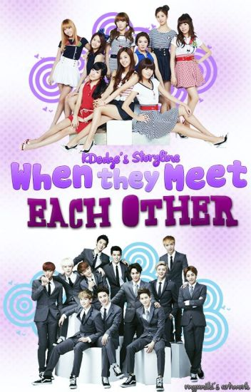 When They Meet Each Other [ExoShidae]