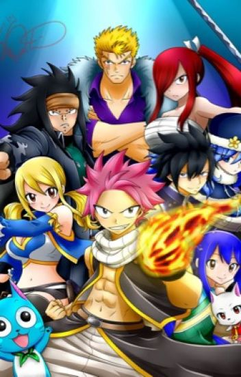 Fairy Tail's Dragon Emperor (Fairy Tail X Male Reader
