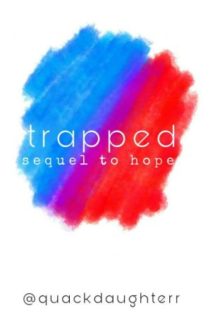 trapped     t.h.  by quackdaughterr