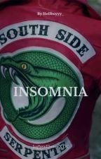   Insomnia   Jughead Jones ✖ Oc  (DISCONTINUED) by Hellboyyy_