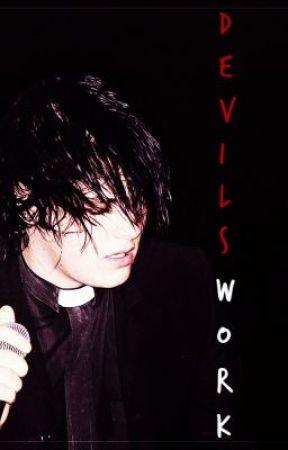Devil's Work (Frerard / Priest!Gerard) by Headfirst_for_Helena