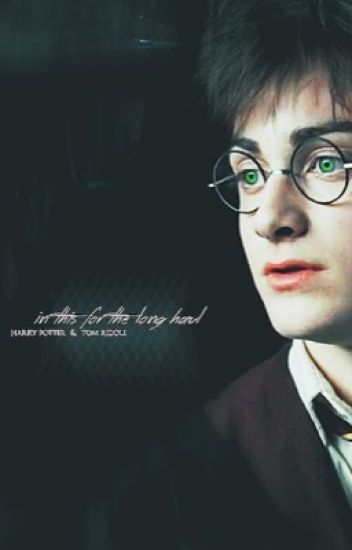 Tomarry story (Tom Riddle x Harry Potter)