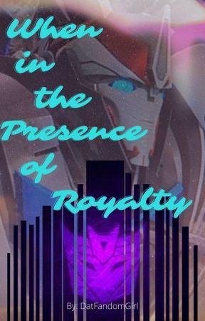 When in the Presence of Royalty Smokescreen x Megatron's
