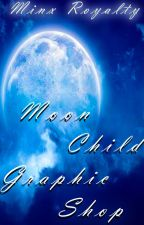 Moon Child Graphic Shop by MinxRoyalty