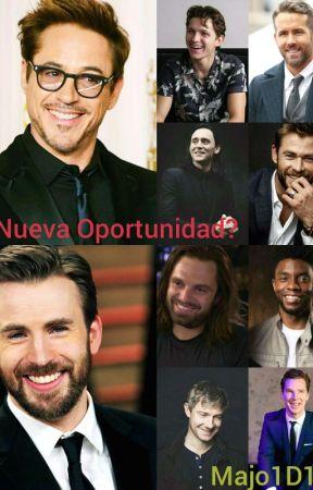 ¿Nueva Oportunidad? by Majo1D16