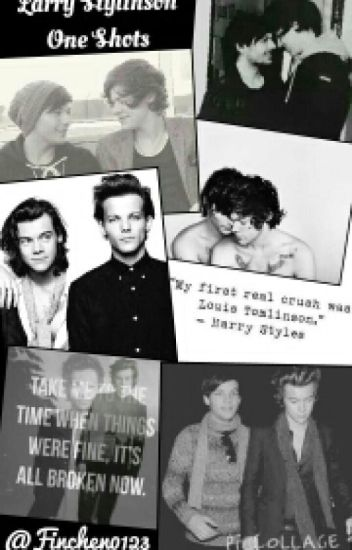 Larry Stylinson One Shots I