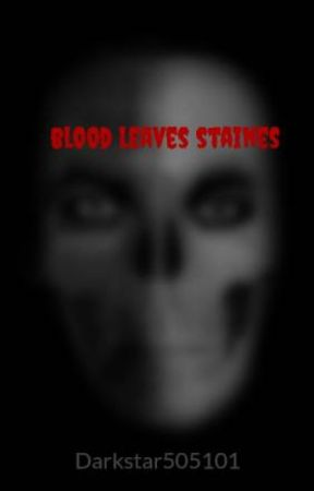 blood leaves staines by Darkstar505101