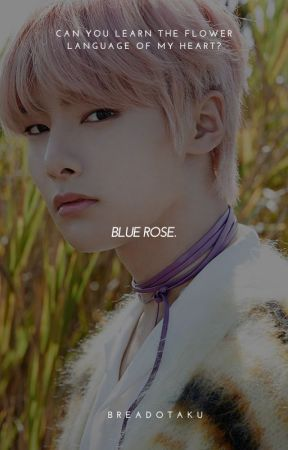 BLUE ROSE | b.c + y.ji by breadotaku