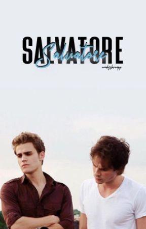SALVATORE ✗ PLOT SHOP by noahsshcnapp