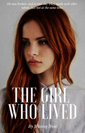 The Girl Who Lived  (Draco Malfoy x Fem!Harry) by missingn0te